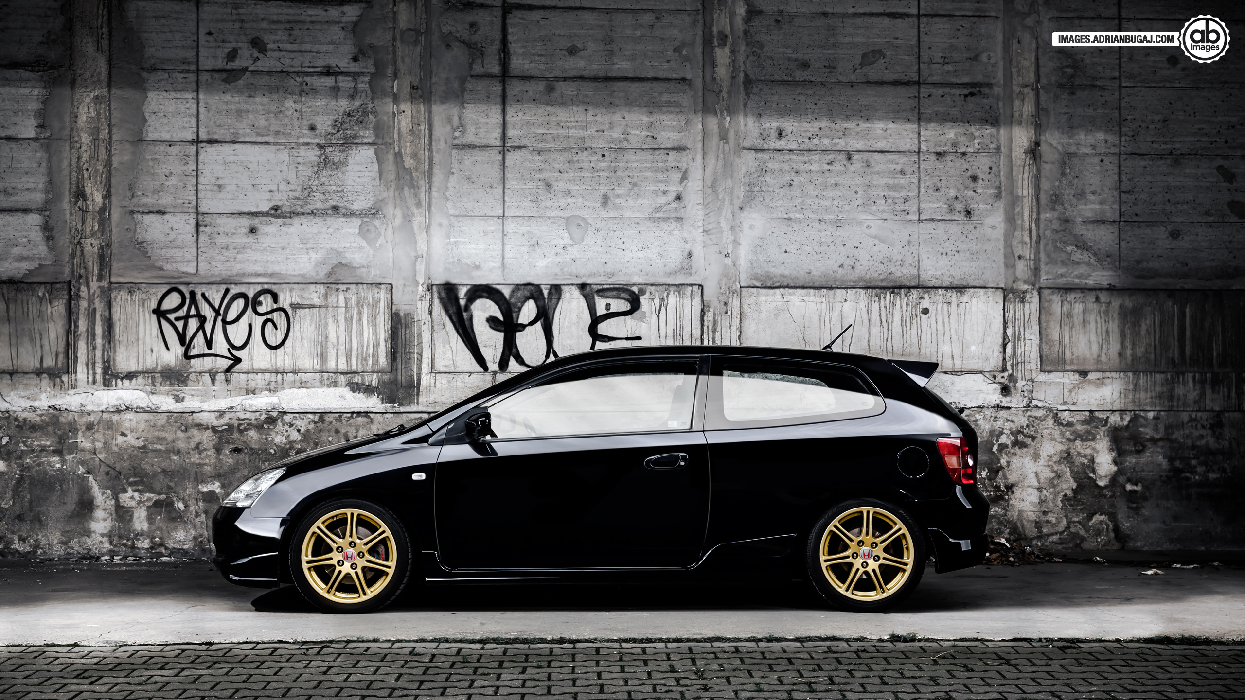 AB.IMAGES - WALLPAPER HONDA CIVIC TYPE-R